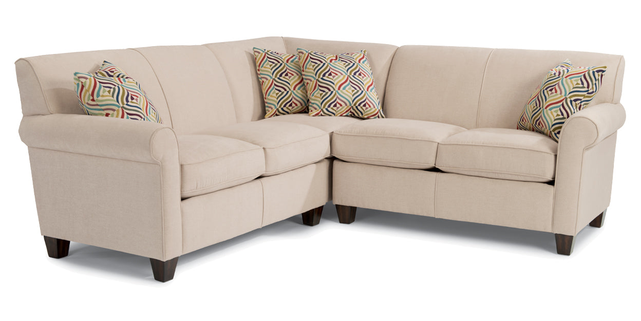 915-11 | Flexsteel Dana Sectional