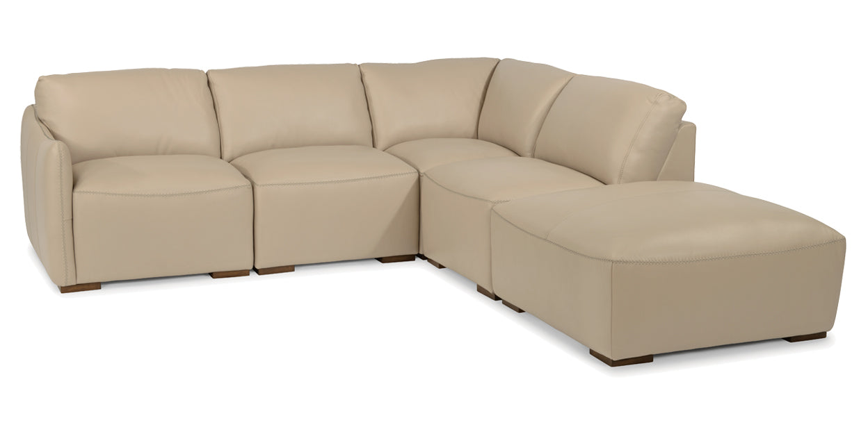 746-80 | Flexsteel Morgan Sectional