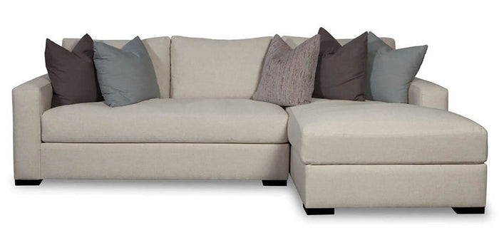 Taupe | Younger Gia Sectional