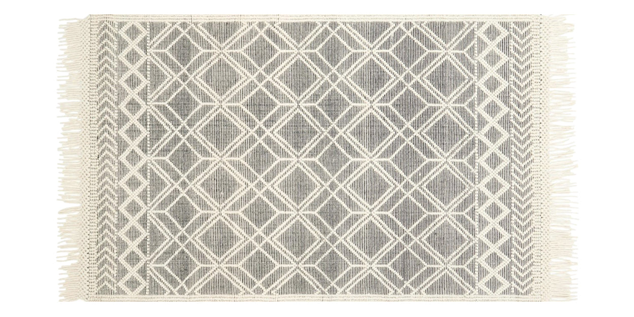 Black/Ivory | Loloi Holloway Rug
