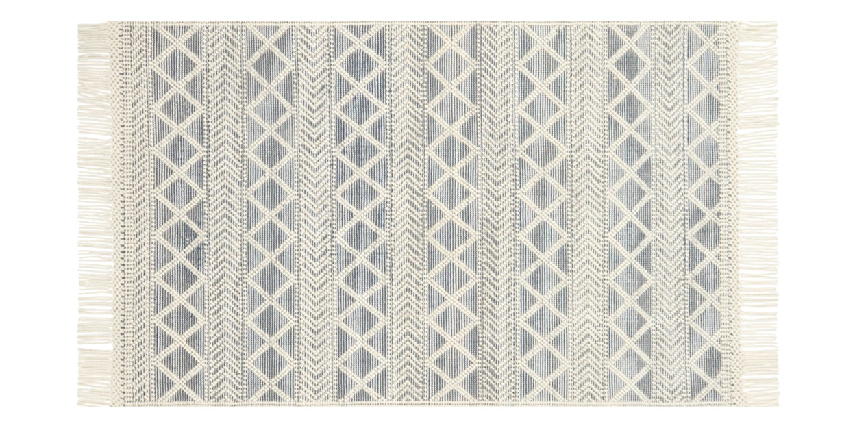 Navy/Ivory | Loloi Holloway Rug
