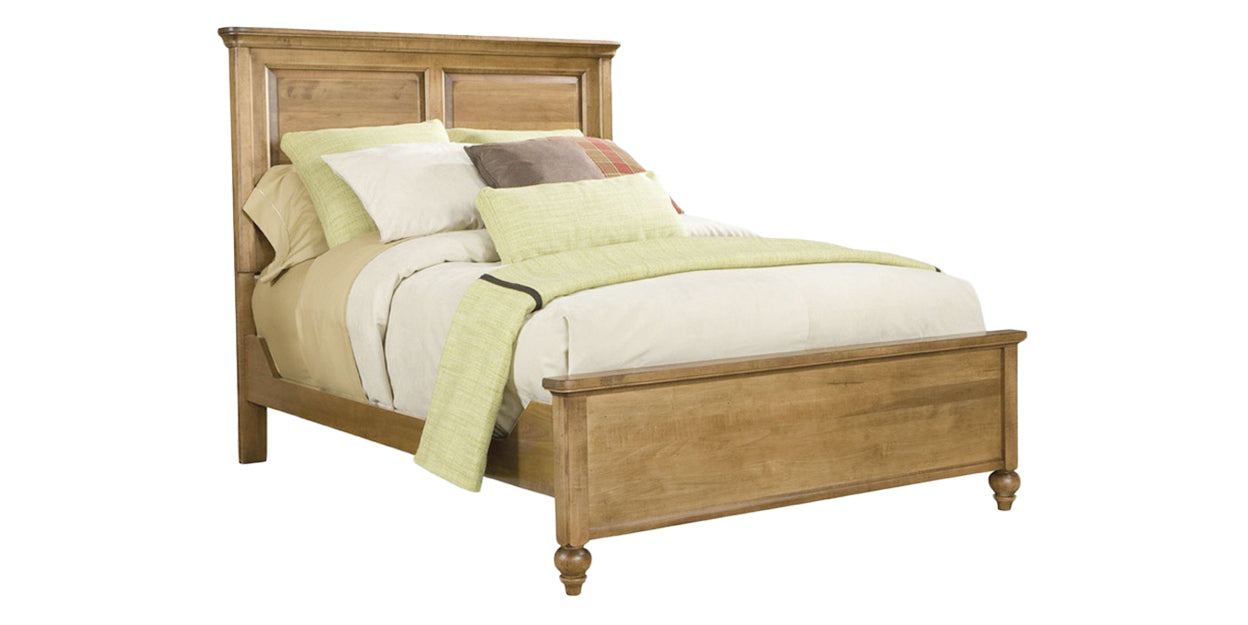 Aged Wheat | Durham Perfect Balance 3202 Panel Bed