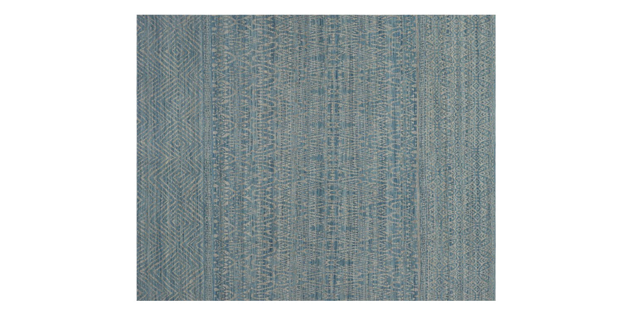 Blue/Grey | Loloi Tribu Rug