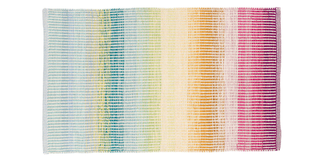 Watercolour Horizon | Dash & Albert Watercolour Horizon Rug