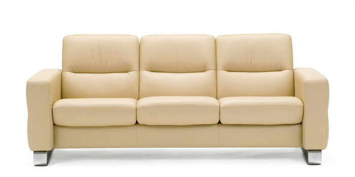 Paloma Camel | Stressless Wave Low Back Sofa