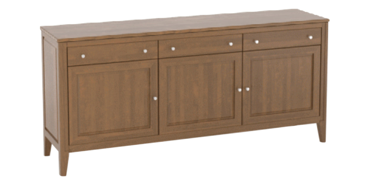 Oak Washed | Canadel Core Buffet 7200