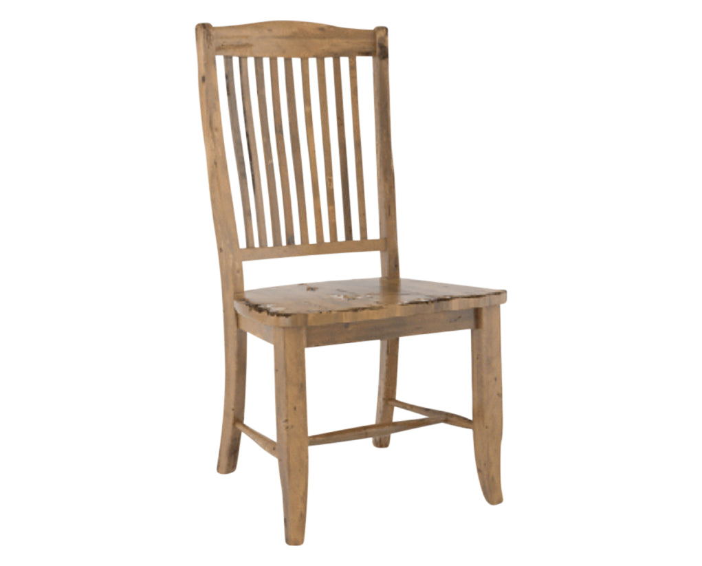 Oak Washed | Canadel Champlain Dining Chair 0232