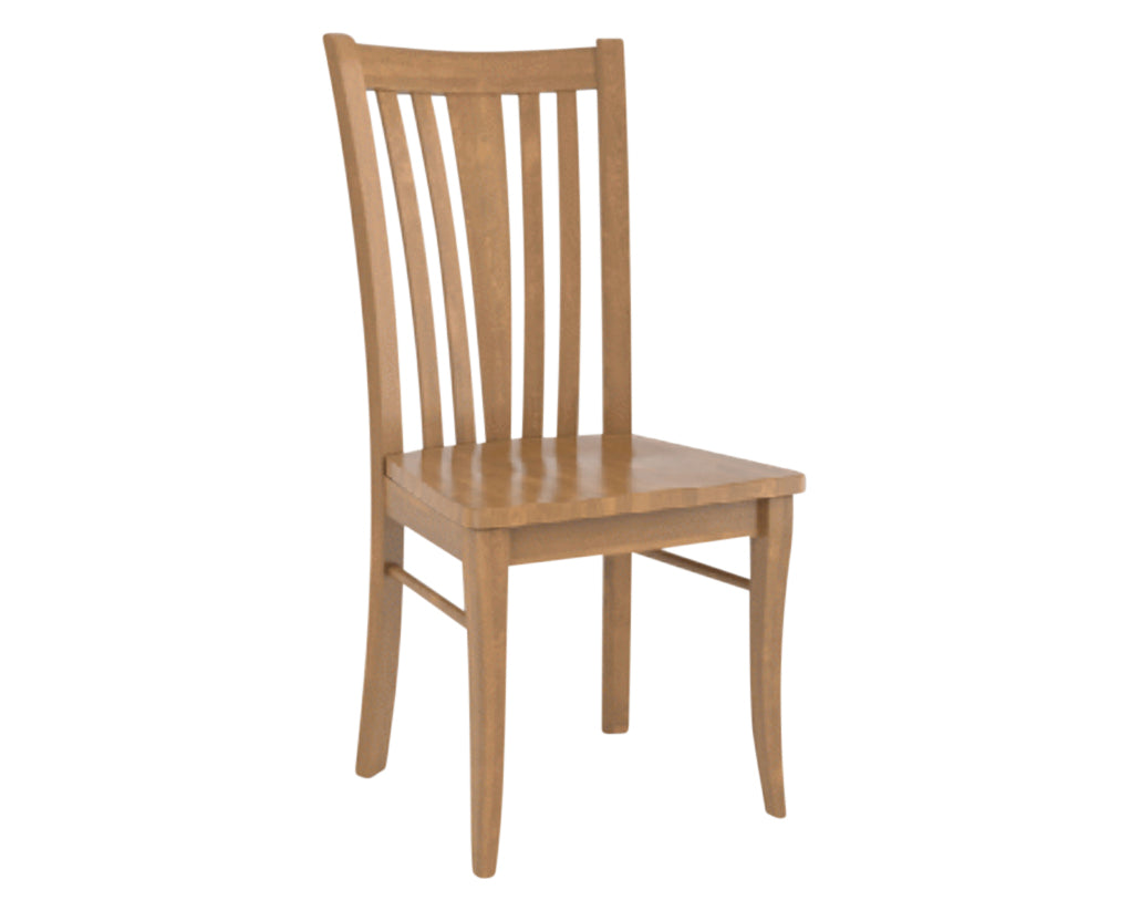 Honey Washed | Canadel Core Dining Chair 0351