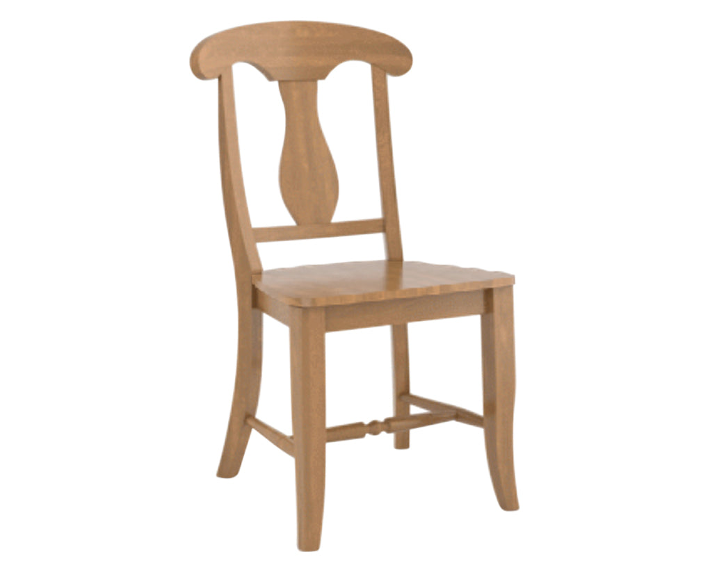 Honey Washed | Canadel Core Dining Chair 0600