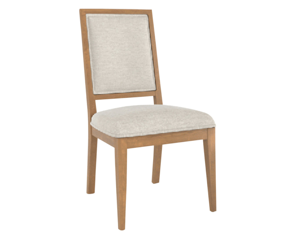 Honey Washed | Canadel Core Dining Chair 312