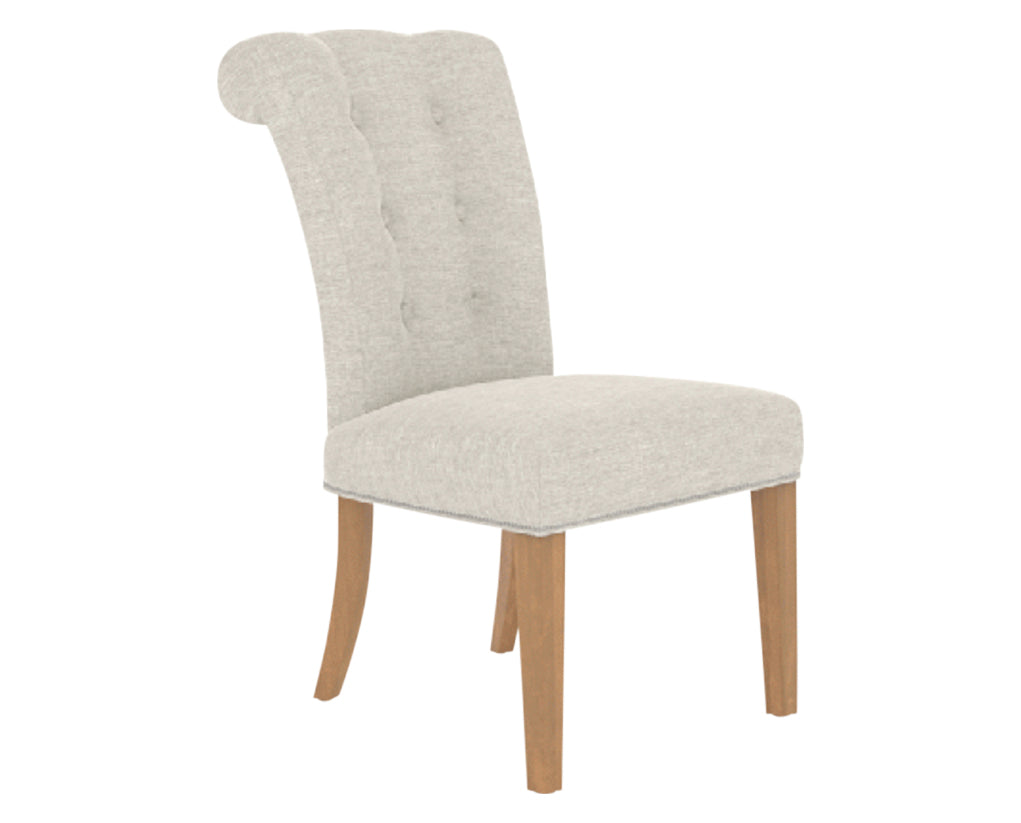 Honey Washed | Canadel Classic Dining Chair 320