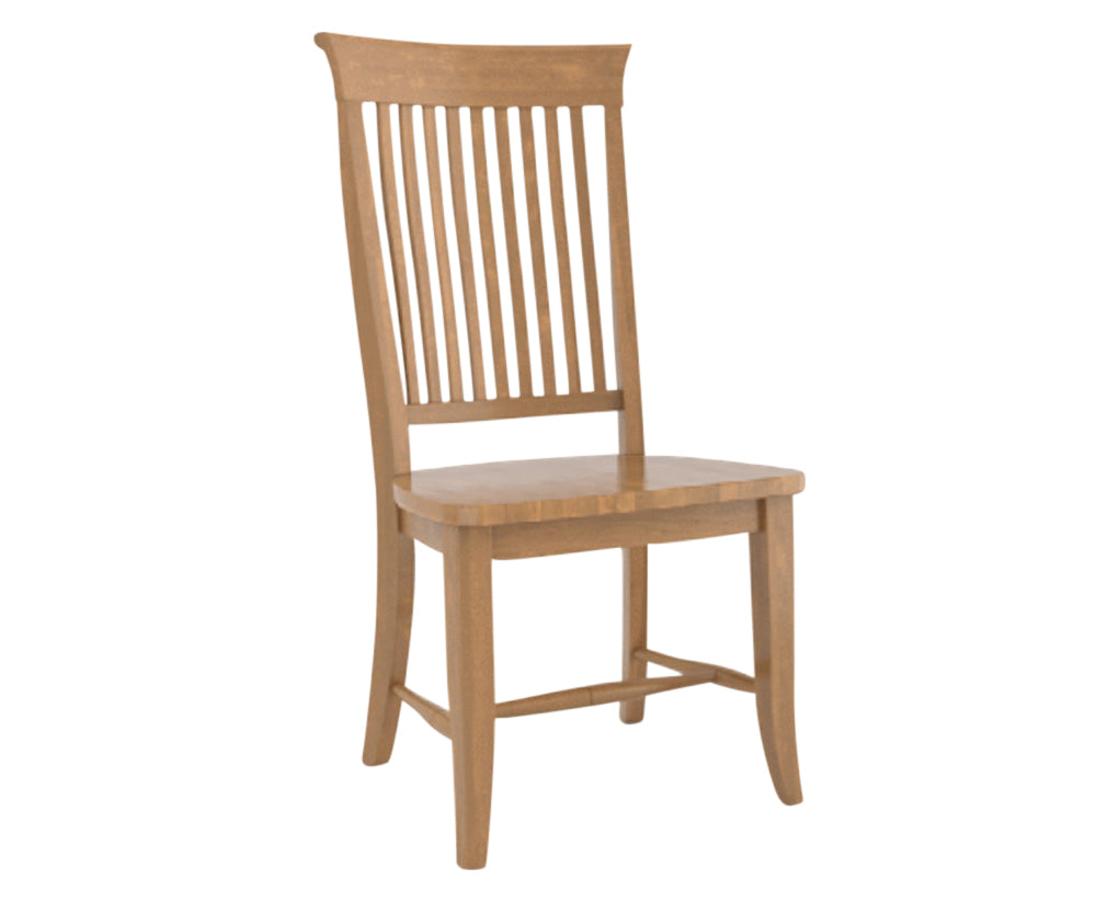 Honey Washed | Canadel Core Dining Chair 3528