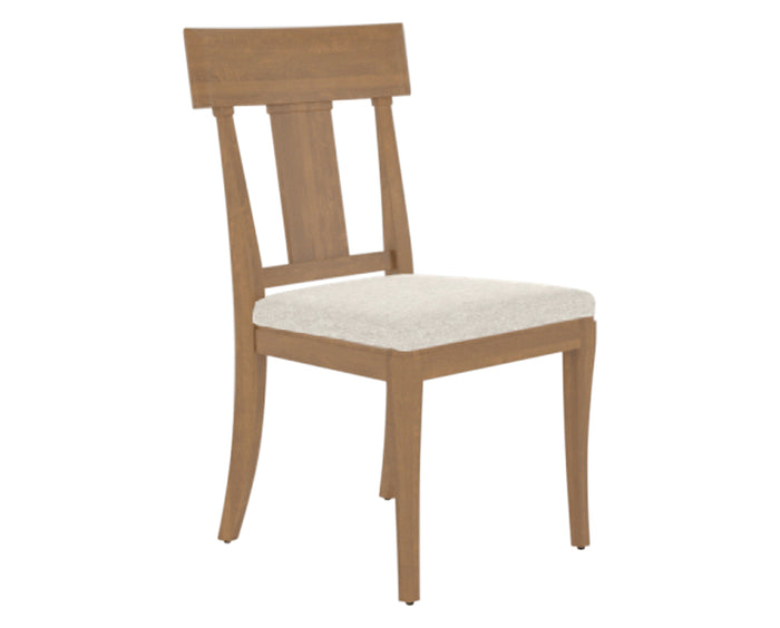 Honey Washed | Canadel Classic Dining Chair 5153
