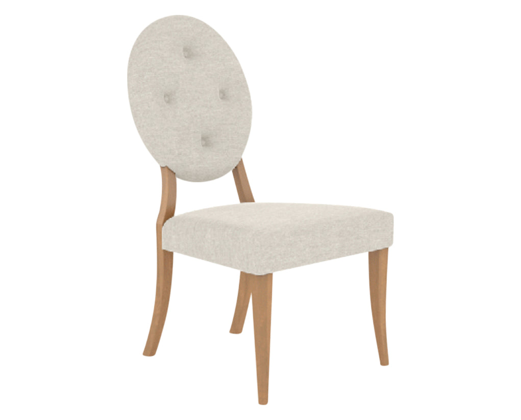 Honey Washed | Canadel Classic Dining Chair 5167
