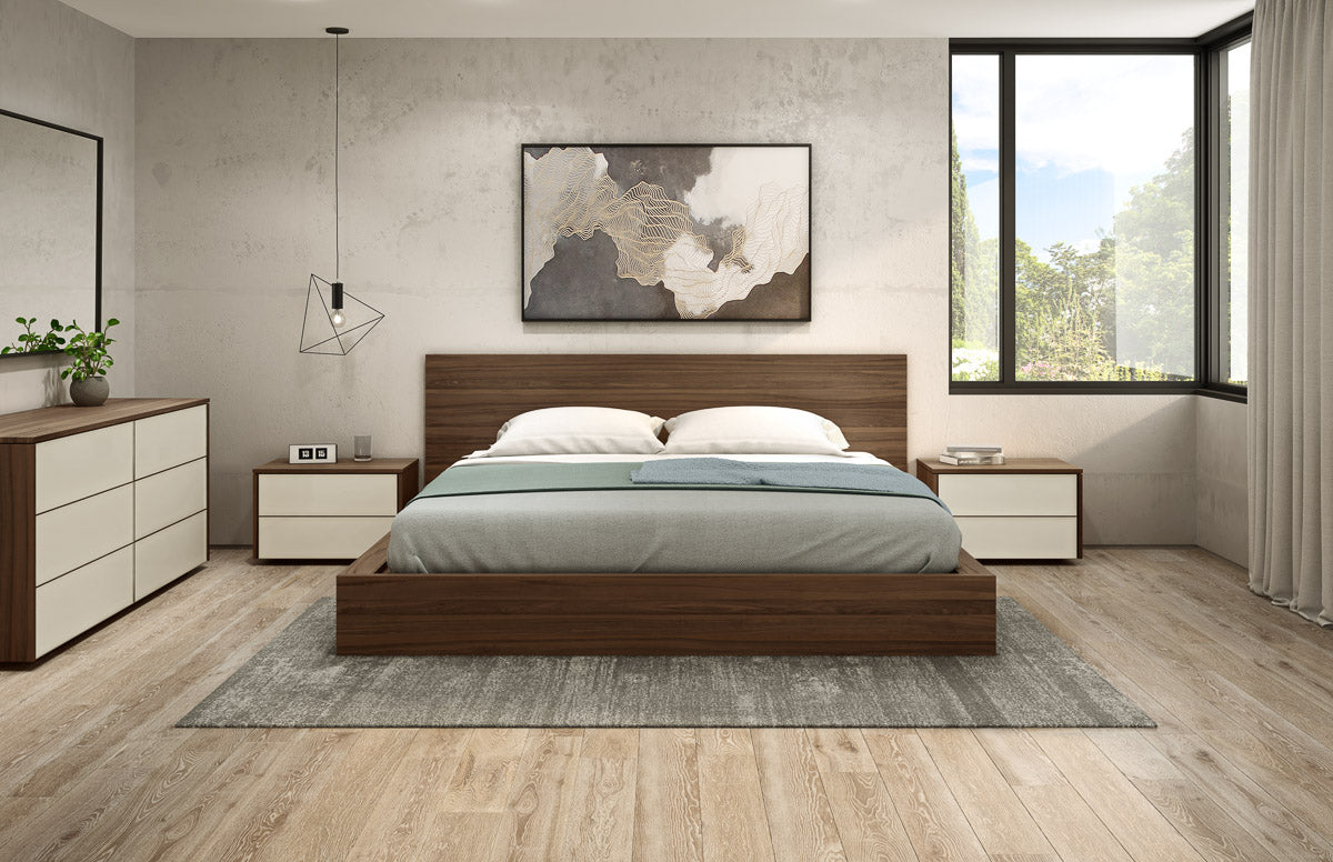 Tobacco Oak | Mobican Camillia Bed