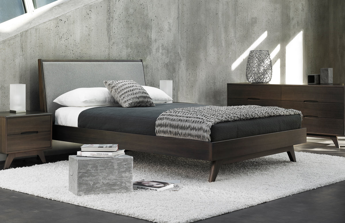 Havana Walnut | Mobican Dalia Bed