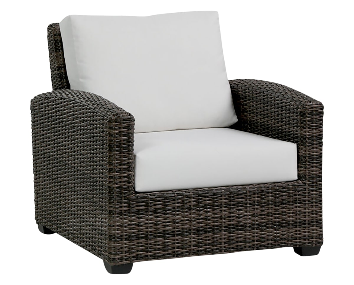 Club Chair | Ratana Coral Gables Collection | Valley Ridge Furniture