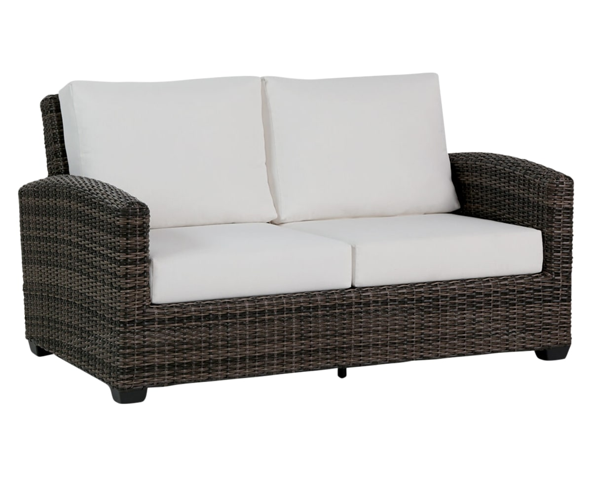 Loveseat | Ratana Coral Gables Collection | Valley Ridge Furniture