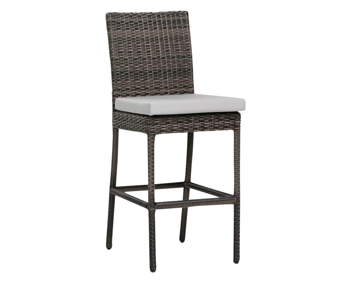 Bar Chair | Ratana Coral Gables Collection | Valley Ridge Furniture