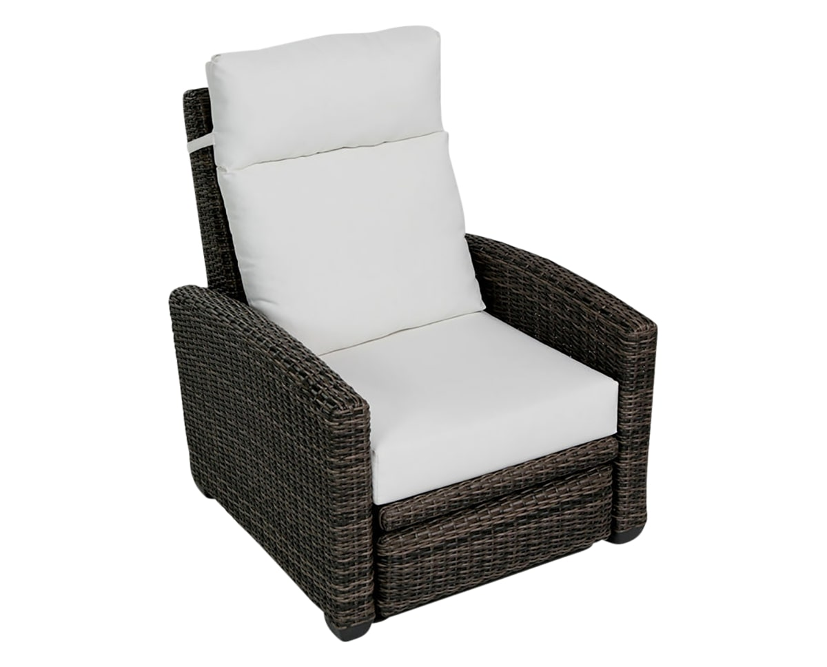 Swivel Recliner | Ratana Coral Gables Collection | Valley Ridge Furniture