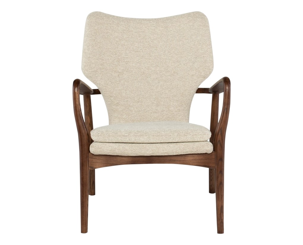 Nuevo Fabric Shell | Nuevo Living Patrik Chair | Valley Ridge Furniture