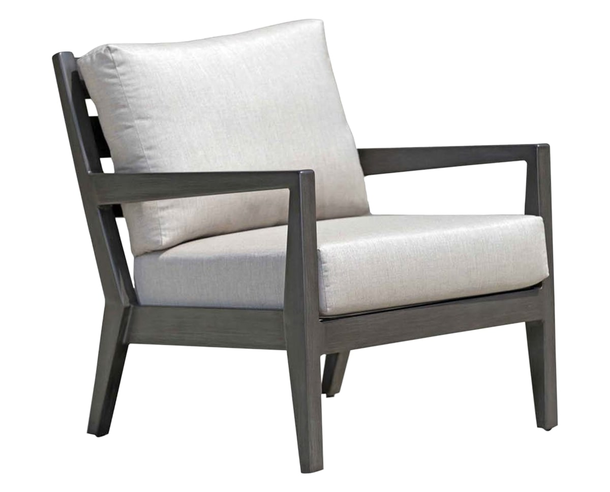 Club Chair | Ratana Lucia Collection | Valley Ridge Furniture