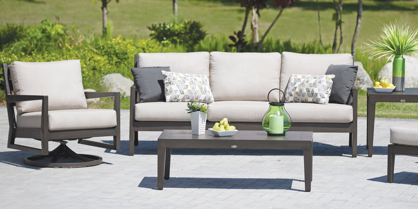 Set as shown | Ratana Lucia Collection | Valley Ridge Furniture