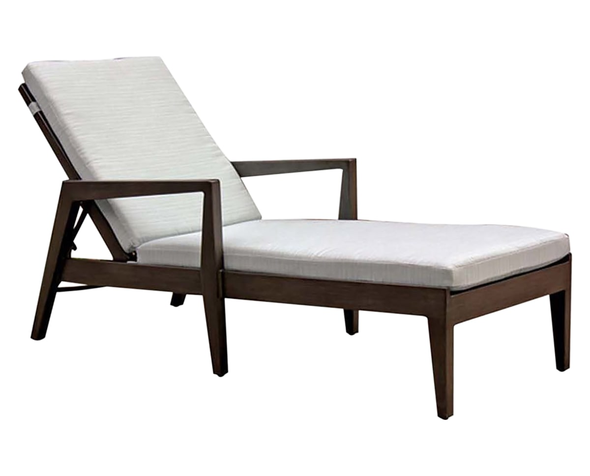 Adjustable Lounger Chair | Ratana Lucia Collection | Valley Ridge Furniture
