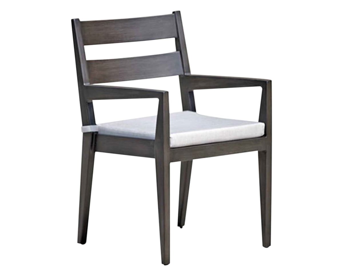 Dining Arm Chair | Ratana Lucia Collection | Valley Ridge Furniture