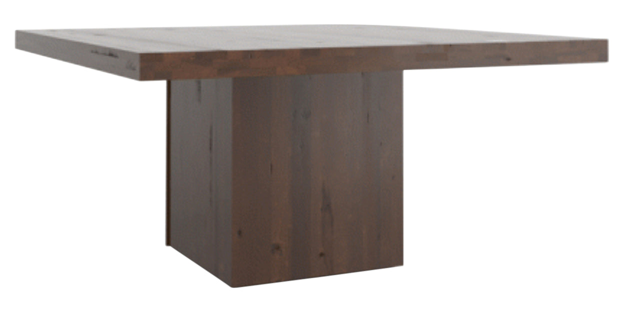 Cognac Washed | Canadel Loft Dining Table 6060