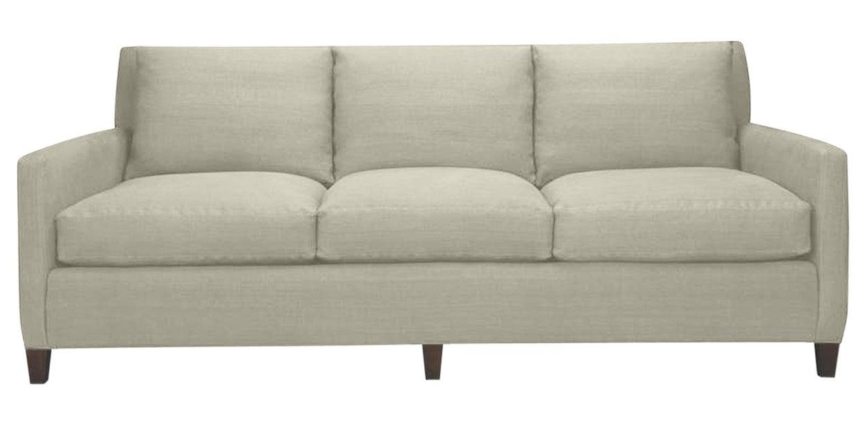 Duke Fabric Mica | Lee Industries 1296 Sofa | Valley Ridge Furniture