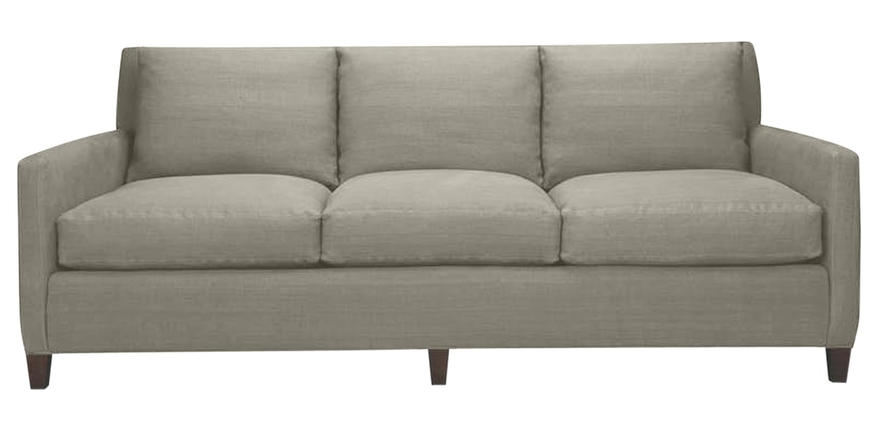 Duke Fabric Pumice | Lee Industries 1296 Sofa | Valley Ridge Furniture