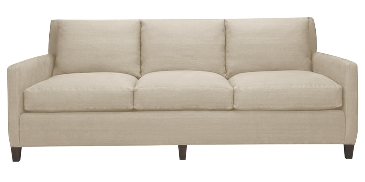 Duke Fabric Sand | Lee Industries 1296 Sofa | Valley Ridge Furniture