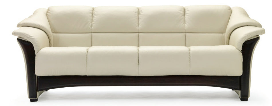 Paloma Light Grey | Stressless Oslo Sofa