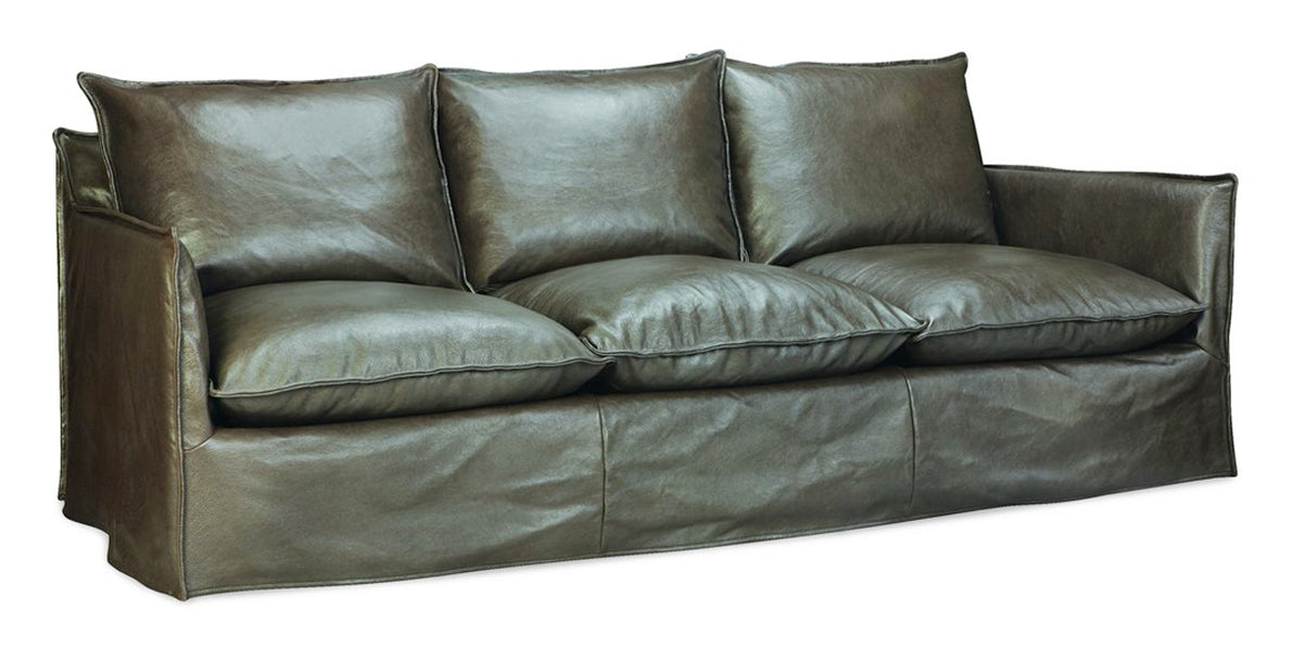 Manhattan Pewter | Lee 1297 Sofa