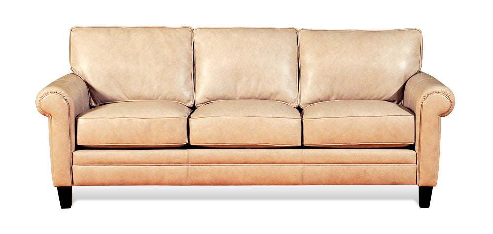Leather | Legacy Brandy Sofa