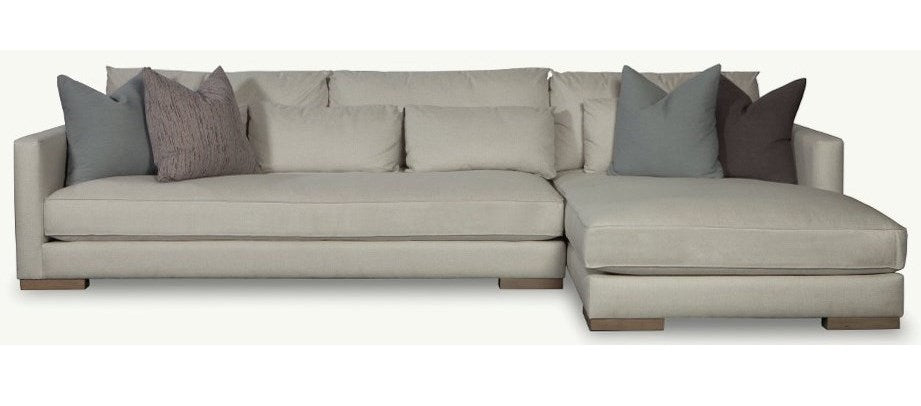 Light Grey | Younger Chill Sectional