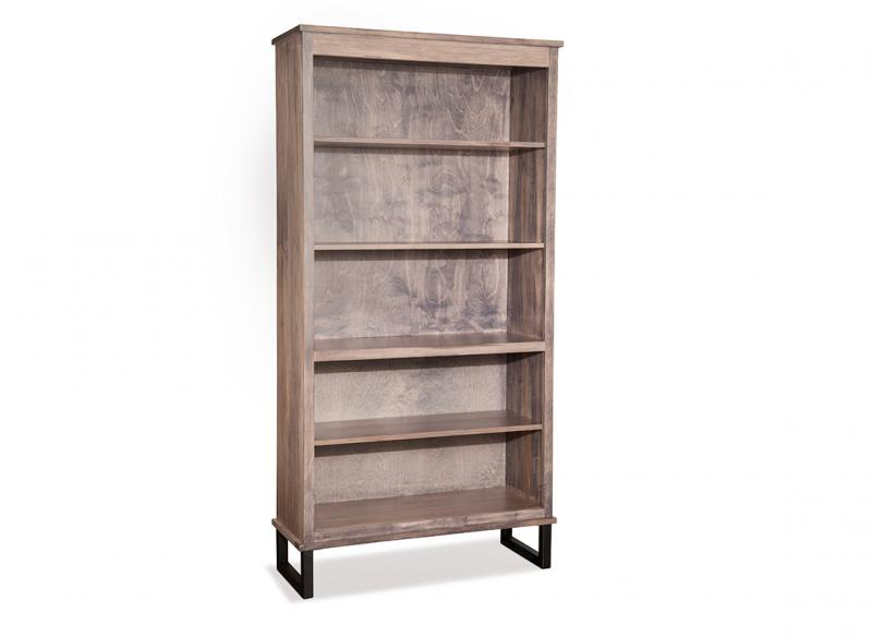 Oyster | Handstone Cumberland Open Bookcase