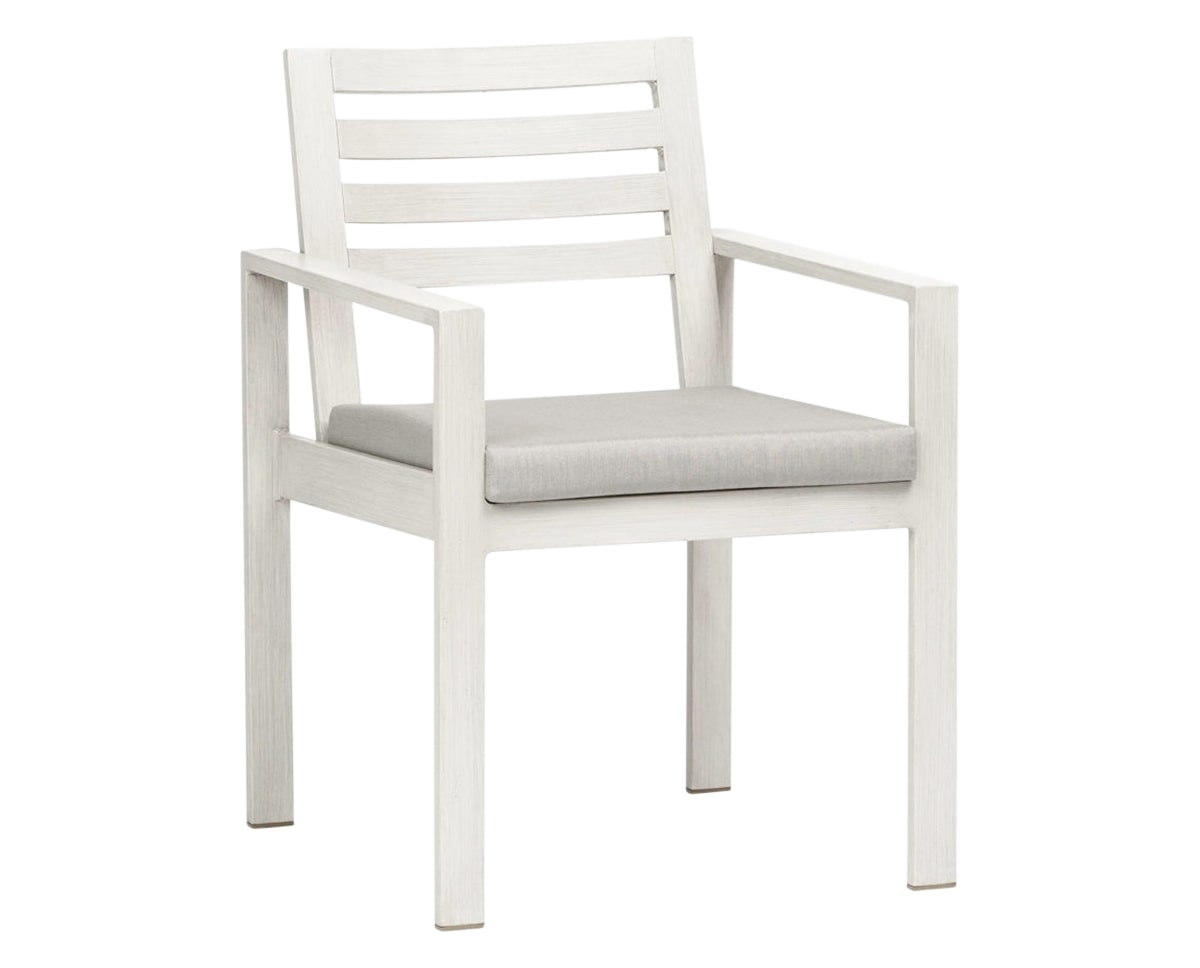 Dining Arm Chair | Ratana Park Lane Collection | Valley Ridge Furniture