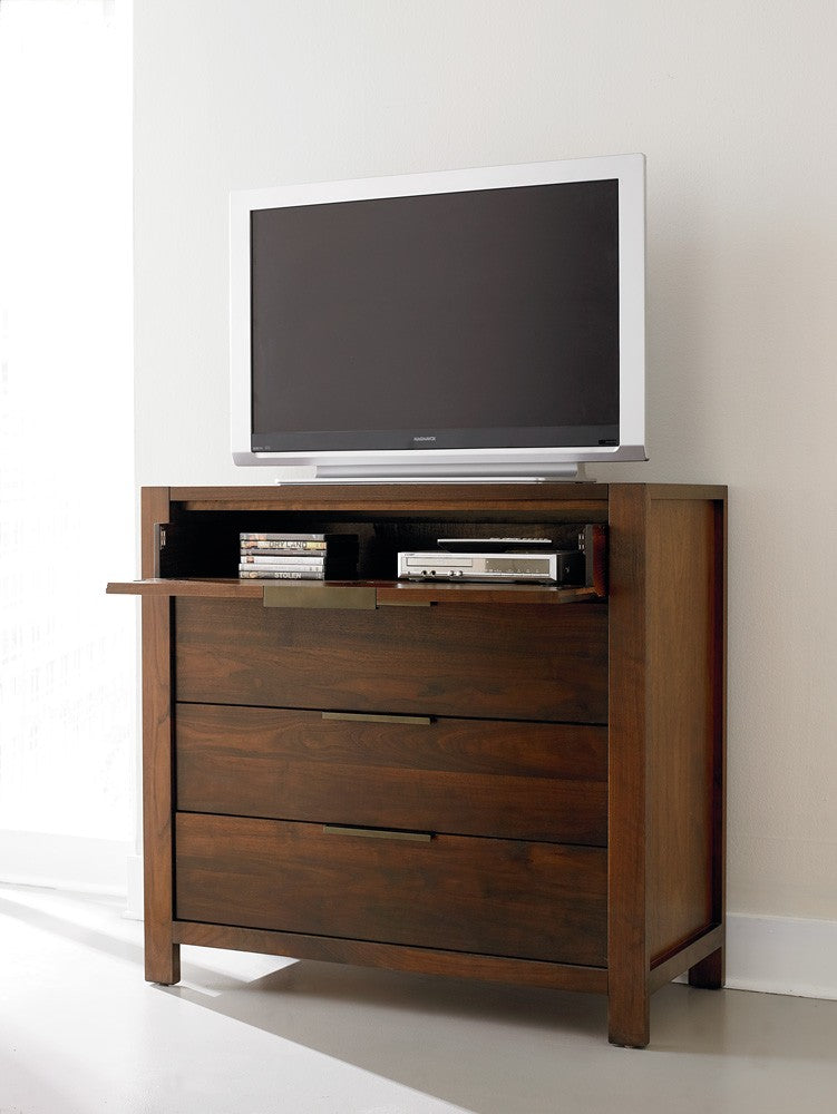 Walnut | West Bros Phase Media Chest
