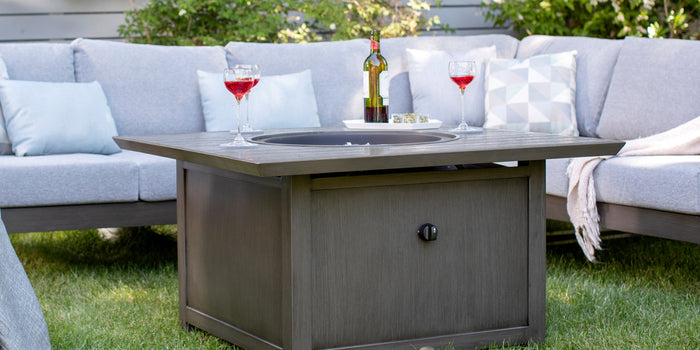 Set as shown* | Ratana Fire Pits Collection | Valley Ridge Furniture