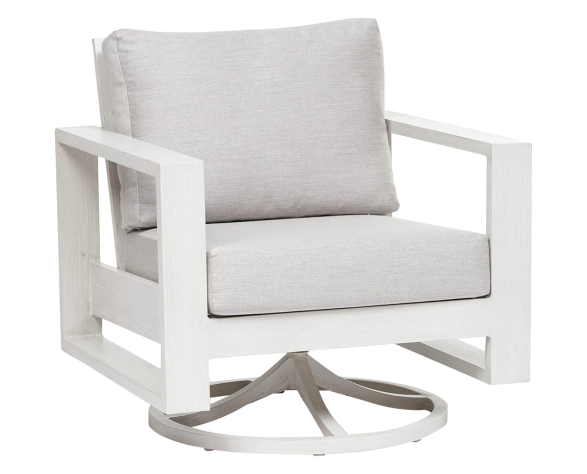Swivel Rocker Chair | Ratana Park Lane Collection | Valley Ridge Furniture