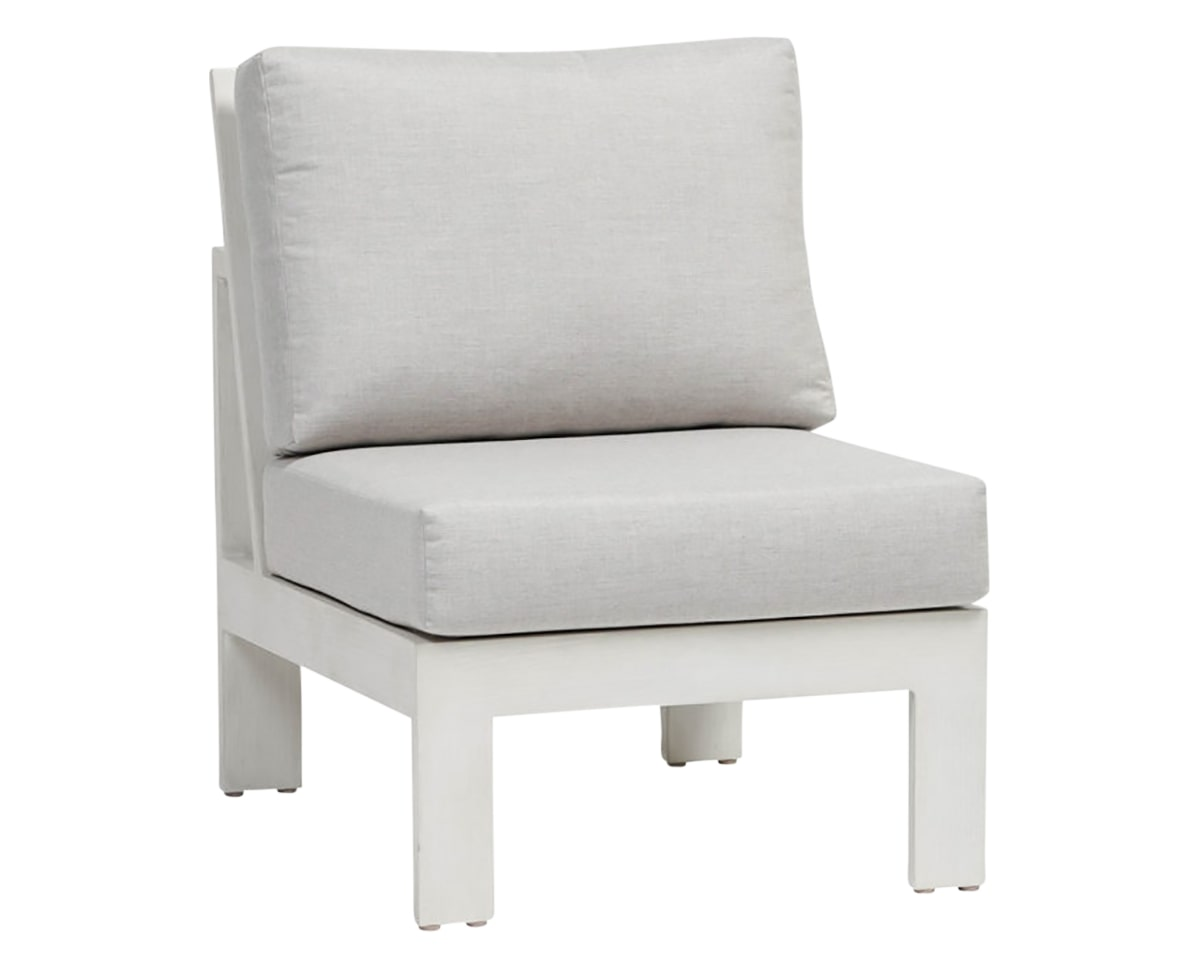 Armless Chair | Ratana Park Lane Collection | Valley Ridge Furniture