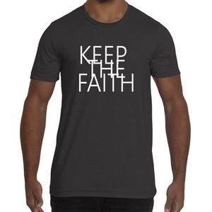 Keep the Faith Mens t-shirt