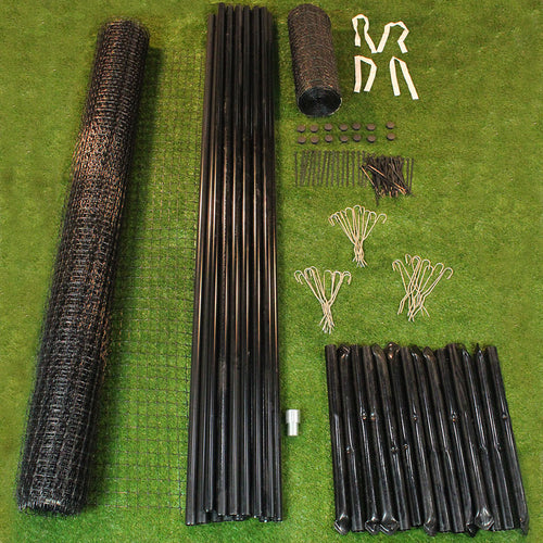 8' x 150' Maximum Strength Deer Fence Kit With Rodent Protection