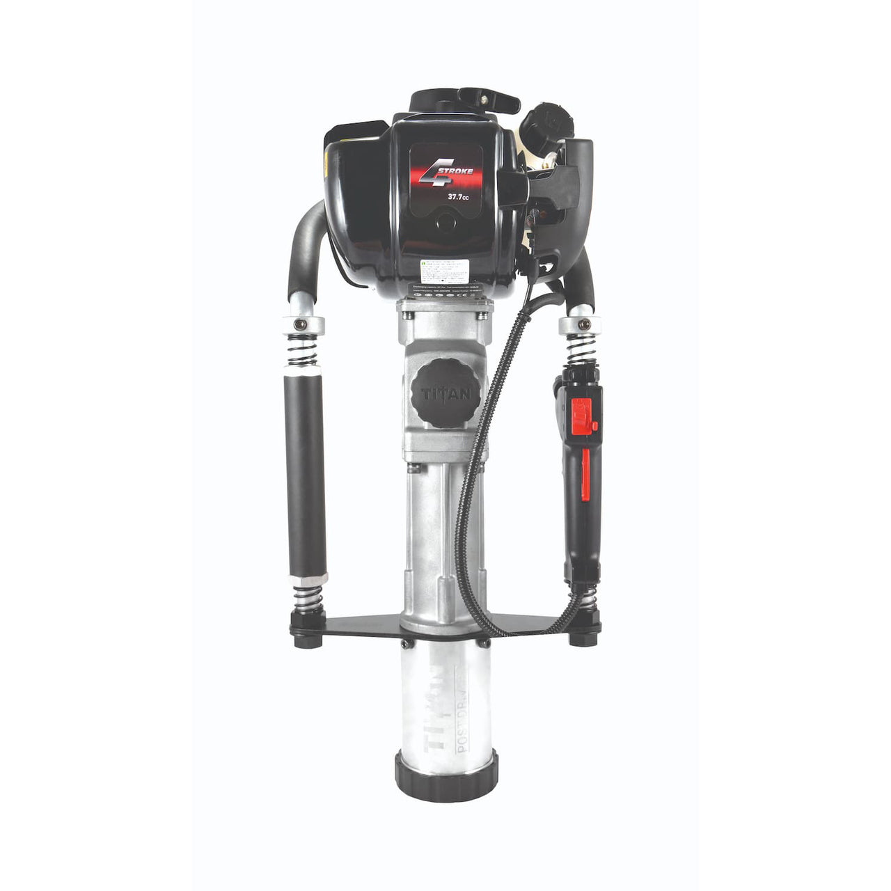 Titan PGD2875 Gas Powered Post Driver