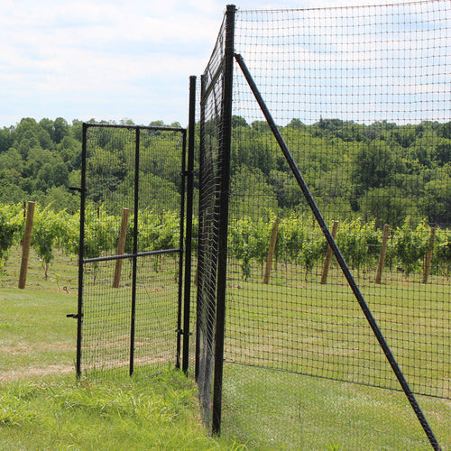 7' Deer Fence Heavy End (2 Pack)