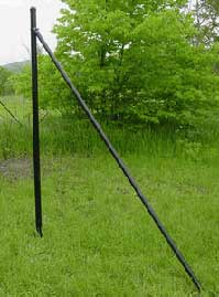 6' H Small Area Deer Fence End (2 Pack)