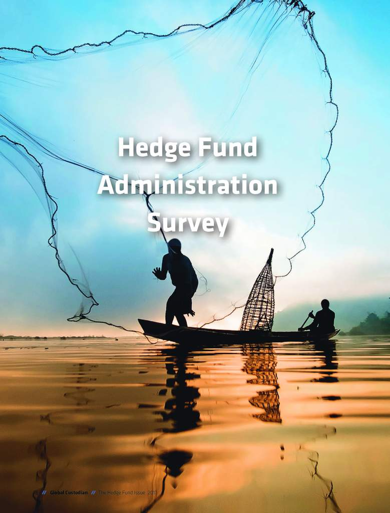 Hedge Fund Administration Survey