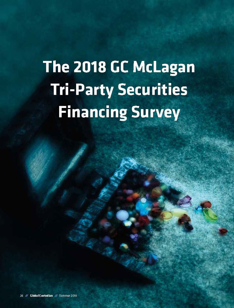 Tri-Party Securities Financing